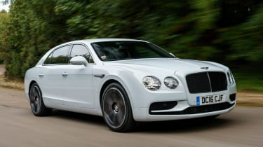 Bentley Flying Spur V8 S - front