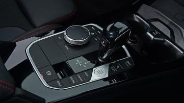 BMW 128ti - control
