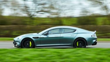 Aston Martin Rapide AMR - side