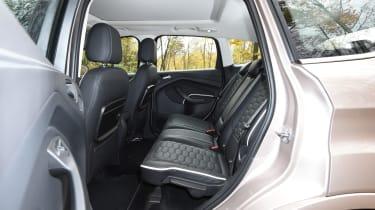 VW Touareg interior detail