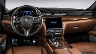 Maserati Quattroporte 2016 - GranLusso interior