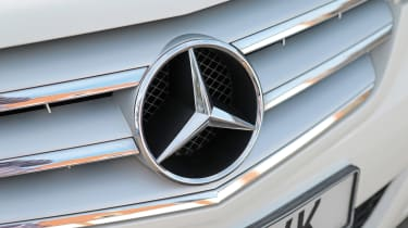 Used Mercedes B-Class - grille