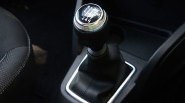 Dacia Duster - transmission