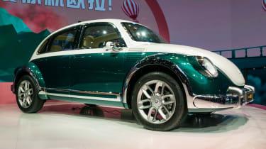 Shanghai Auto Show 2021 - China Beetle