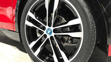 BMW i3s - Frankfurt wheel