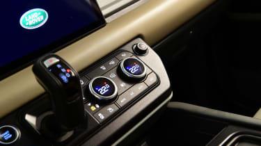 Land Rover Defender - studio interior