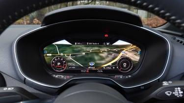 Audi TT Roadster - Virtual Cockpit