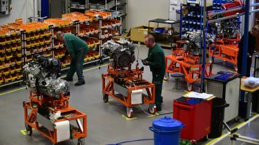Best of British - Lotus - engines