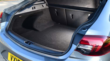 Vauxhall Insignia Grand Sport -boot