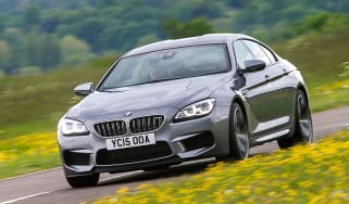 BMW M6 Gran Coupe - front driving