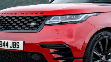 Range Rover Velar - front detail