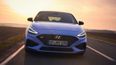 New Hyundai i30 N 2021 - front