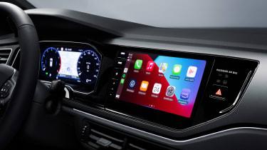 Volkswagen Polo - infotainment