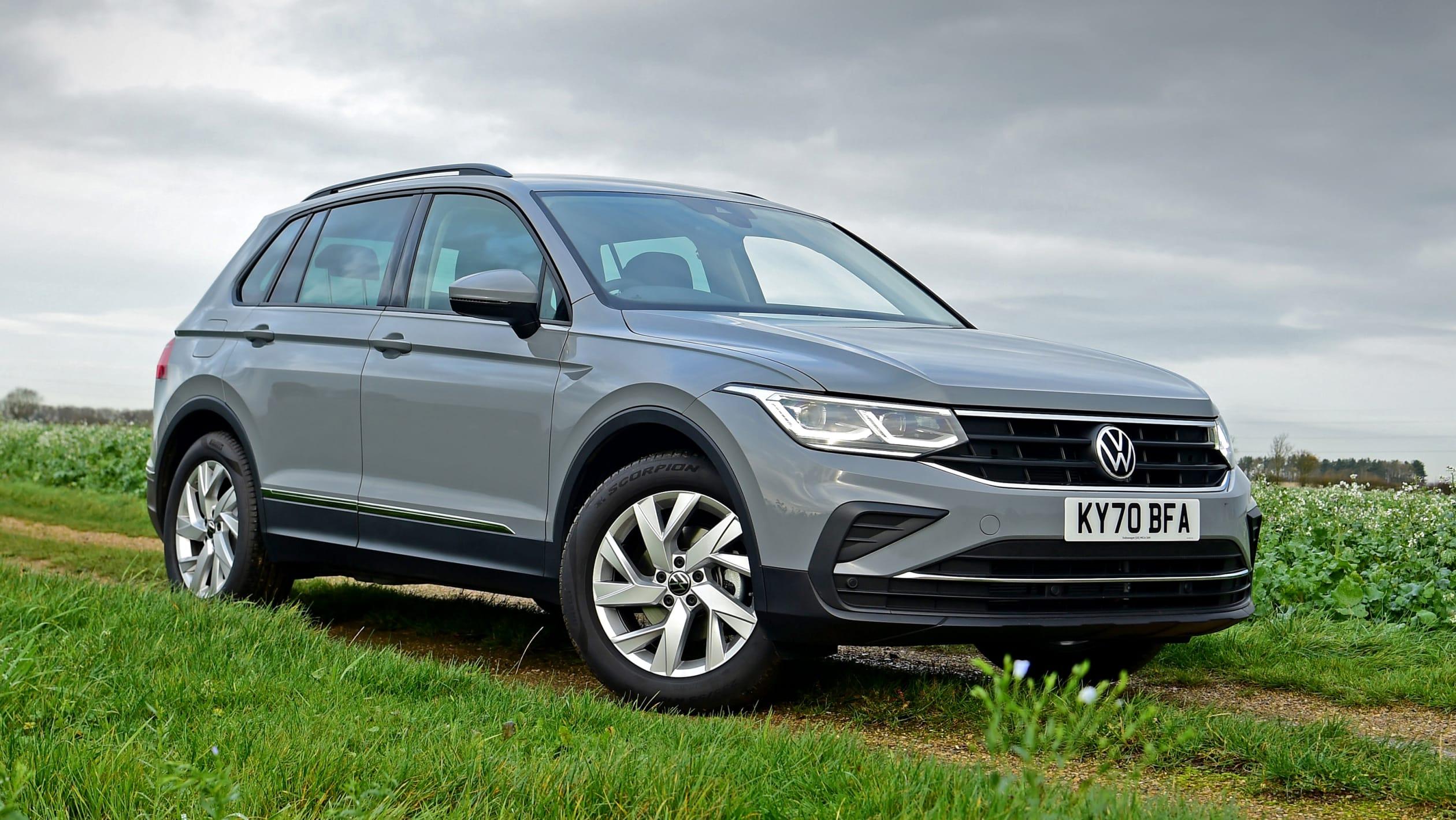 Volkswagen Tiguan II | Nieuw: facelift 2020; Tiguan X (CN ...