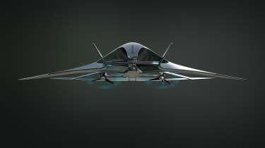 Aston Martin Vision Volante Concept - front