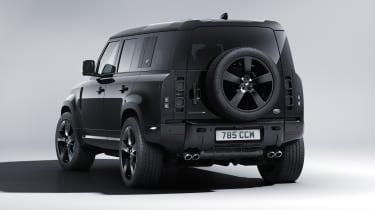 Land Rover Defender V8 Bond Edition - rear