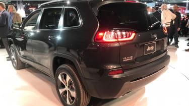 Jeep Cherokee 2018 Jeep Cherokee 2018