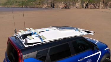 Kia Soul EV Boardmasters Edition - surf boards