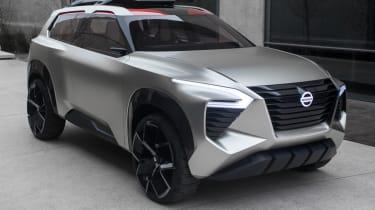 Nissan Xmotion Concept - front quarter view