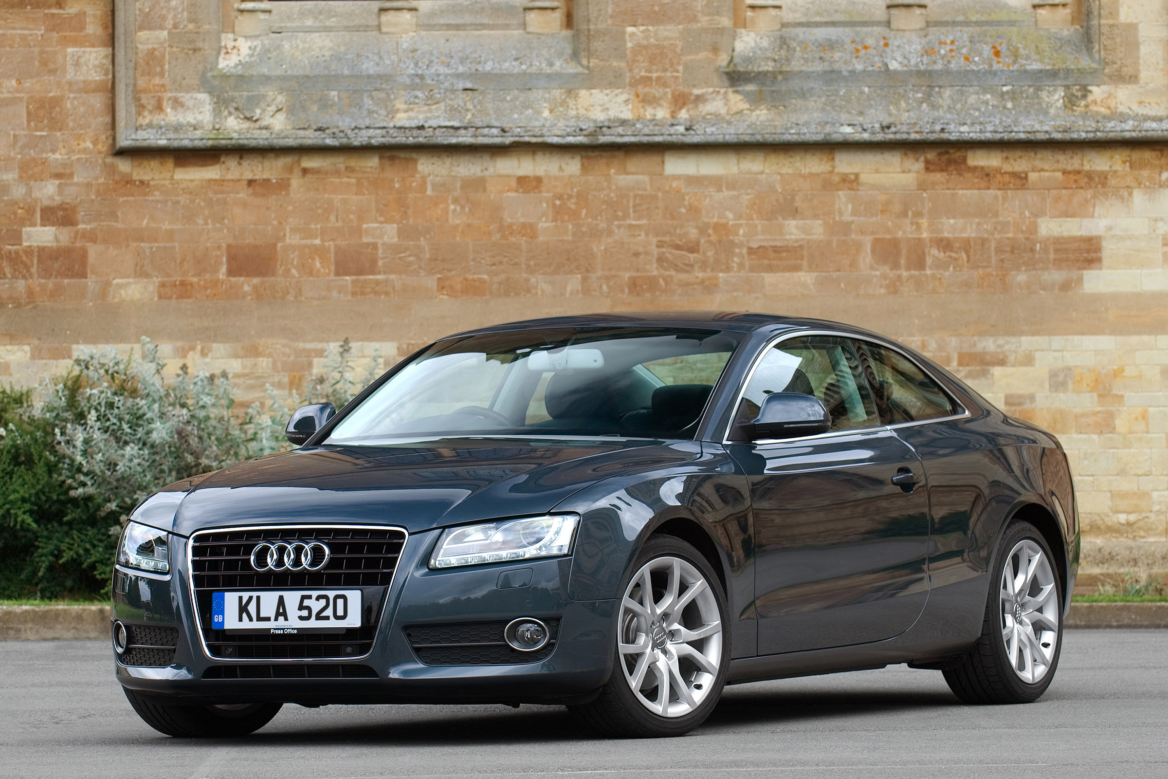 Used Audi A5 Coupe Review Auto Express
