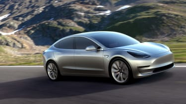 Tesla Model 3 official
