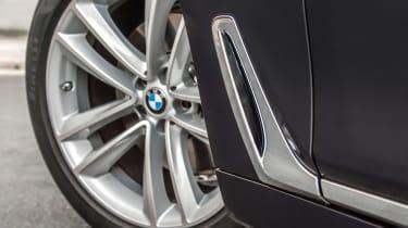 New BMW 7 Series 2015 wheel