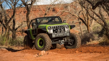 75 years of Jeep - Trailcat 3