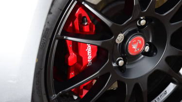 Abarth 124 GT - brake