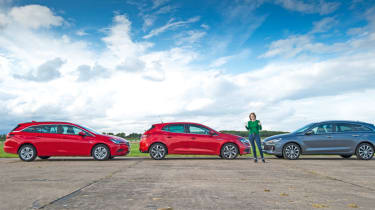 Our fleet cars 2017 - Renault Megane