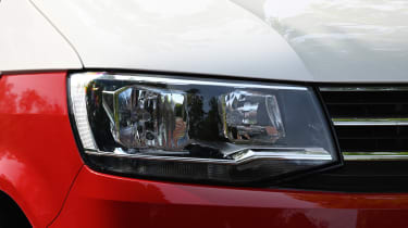 Volkswagen California Ocean long termer - first report front light