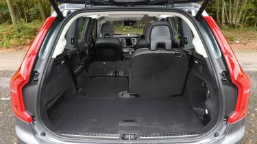 Volvo XC90 T8 - boot