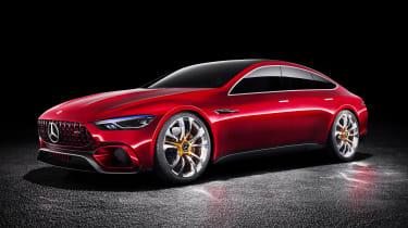 Mercedes-AMG GT Concept - front/side static