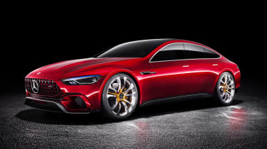 Mercedes-AMG GT Concept - front/side static