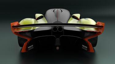 Aston Martin Valkyrie AMR Pro - rear