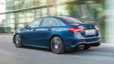 Mercedes-AMG A 35 Saloon - rear