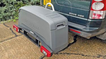 Westfalia BC60 and Transport Box
