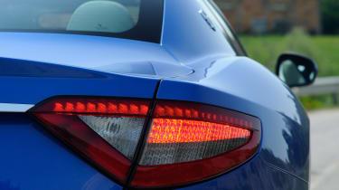 Maserati GranTurismo Sport detail