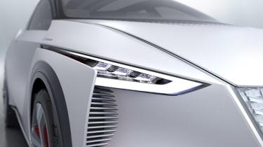 Nissan IMx concept - front light