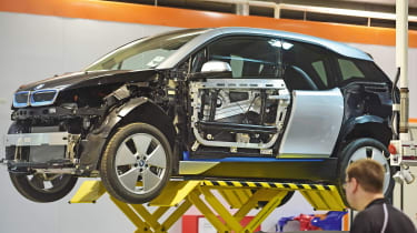 Apprentices - BMW i3