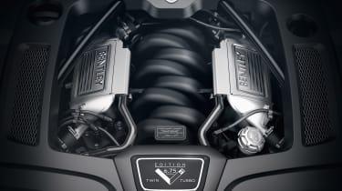 Bentley Mulsanne 6.75 edition - engine