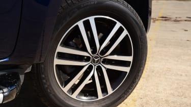 Mercedes X-Class - wheel