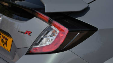 Honda Civic Type R - rear light