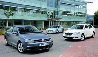 VW Jetta vs Rivals