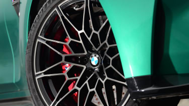 BMW M3 Competition - wheel