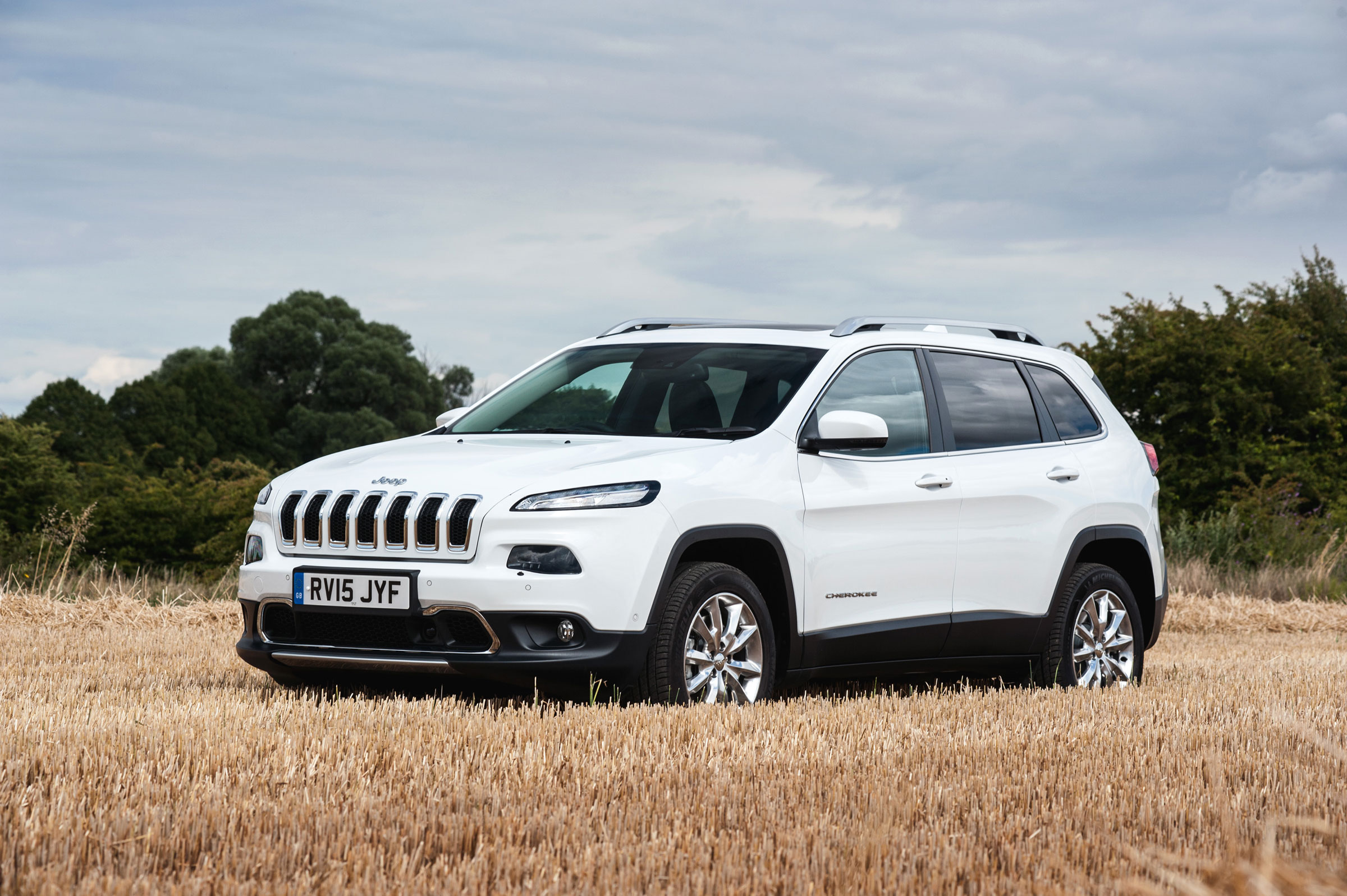 Jeep Cherokee Limited 2015 Review Auto Express