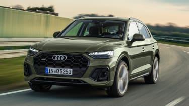 Audi Q5 - front action