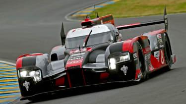 Audi LMP1 - Le Mans preview