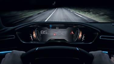 Peugeot 508 i-Cockpit