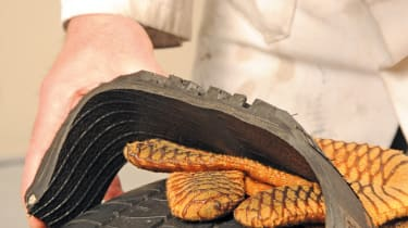 Used tyre scandal