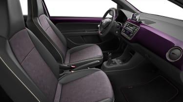 SEAT Mii by Cosmopolitan - interior 2